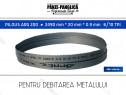 PILOUS ARG 200 2490x20x6/10 panza fierastrau banda metal