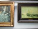 5958-Reproduceri- Foto C. Monet si Doamna de epoca.