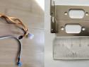 Bracket suport adaptor eSATA USB VGA low profile small form