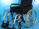 Carucior dizabilitati pliabil B+B / sezut 47 cm