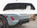 Prelungire difuzor bara spate Ford Fiesta Mk8 ST 2018- v10