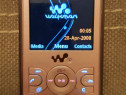 Sony Ericsson W595i Pink - 2008 - liber