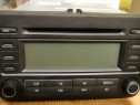 Radio VW RCD 300 Golf 5 Passat B6 Touran Caddy 1k0035186L