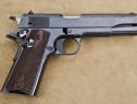 Pistol airsoft,COLT MODIFICAT6mm,putere 4jouli pusca