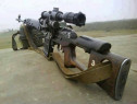 Pusca (pachet complet!!) full metal cu luneta airsoft aer co