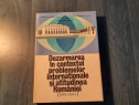 Dezarmarea in contextul problemelor internationale 1919 1934