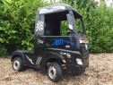 Camion electric pentru copii Mercedes ACTROS 4x4 #Black