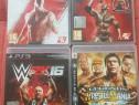 Joc PS3, playstation 3 ,fight,wrestling,fifa