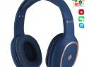 Casti Handsfree Bluetooth Wireless NGS Artica Pride Dark Blu