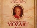 MOZART, patru discuri (LP) muzica clasica