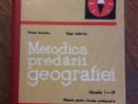 Metodica predarii geografiei la cl. I-IV - Stoica Dumitru