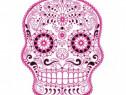 Sticker Decorativ, Skull, 78 Cm, 216STK-6
