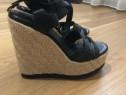 Sandale Deicoll, piele