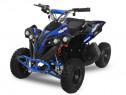 ATV Eco Avenger 800W 36V cu 3 Trepte de Viteza #Albastru