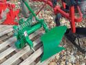 Plug verde nou reversibil manual cu o trupita/1 brat