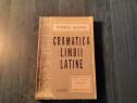 Gramatica limbii latine de Virgil Matei