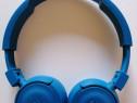 Casti JBL T450BT, bluetooth, albastru