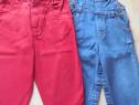 2 perechi de pantaloni marimea 86