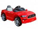 Masinuta electrica bbh-718a premium #rosu