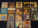 Colectie CD-uri muzica clasica, vechi, vintage, de colectie