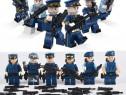 Set 6 Minifigurine tip Lego SWAT Air Eagle Team