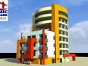Clădire Ultracentral, S+D+P+6E, 2650 mp, comision 0%