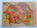 Hartă cu România Mare