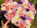Aranjamente florale din flori de săpun