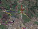 Teren extravilan Zona de nord Sibiu 3172 mp