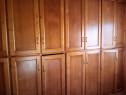 Dulap din lemn masiv pentru dormitor