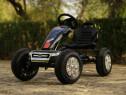 Masinuta GO Kart cu pedale Ford pentru copii, roti Gonflabil