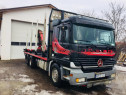 Mercedes actros 25-480 Forestier