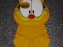 Husa silicon Iphone 4 - Garfield
