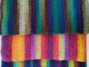 Fulare hand made crosetate tricotate Cadou special Craciun