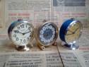 3 ceasuri de masa Slava, made in URSS
