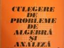 Alexandru Leonte- Culegere de probleme de algebra si analiza