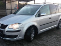 Volkswagen touran facelift - an 2007 - benzina - 7 locuri