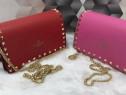 Genti firmă new model accesorii metalice aurii saculet