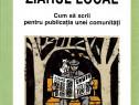 Carte jurnalism ziarul local, cum sa scrii publicatia