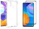 Samsung A20S A21S A51 A71 5G - Husa Silicon Anti Soc + Folie