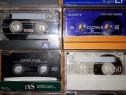 , Casete audio Maxell,BASF, JVC,L.G. Goldstar
