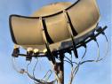 Antena de satelit toroidala Opticum