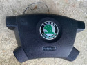 Airbag volan skoda fabia 1 trw 61305245d 1.4 mpi 2003
