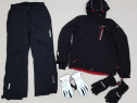 Costum ski, snowboard ICEPEAK, Nr 152 sau XS mănuși EVEREST