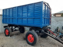 Remorca 10 tone recondiționată anvelope bune