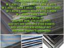 Placa inox 50mm otel inoxidabil tabla aluminiu alama cupru