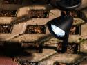 Lampa solara LED, ajustabila, gradina, piscina, poteca