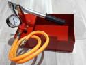 Pompa testare instalatii