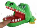 Jucarie crocodil muscator alugator funny cu dinti miscatori