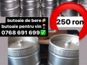 Butoi inox alimentar 60l